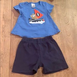 Zutano 6 month outfit